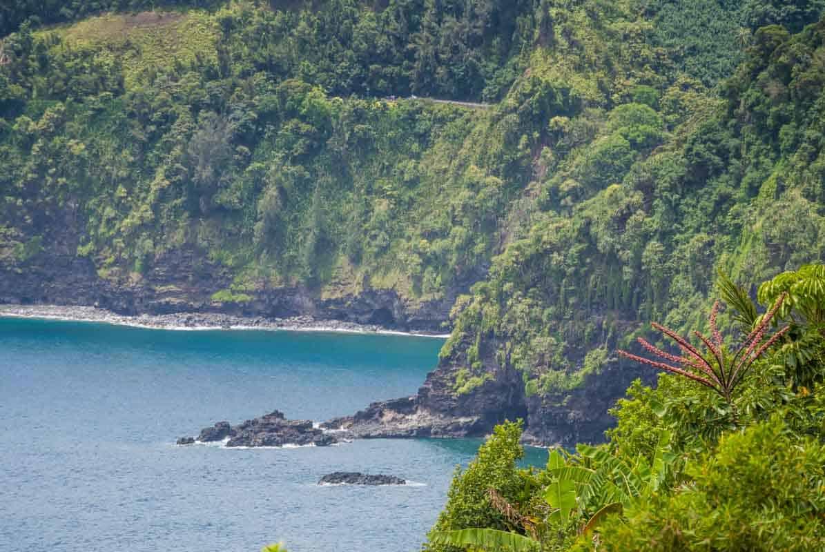 Hana Highway en af verdens smukkeste køreture – Maui, Hawaii