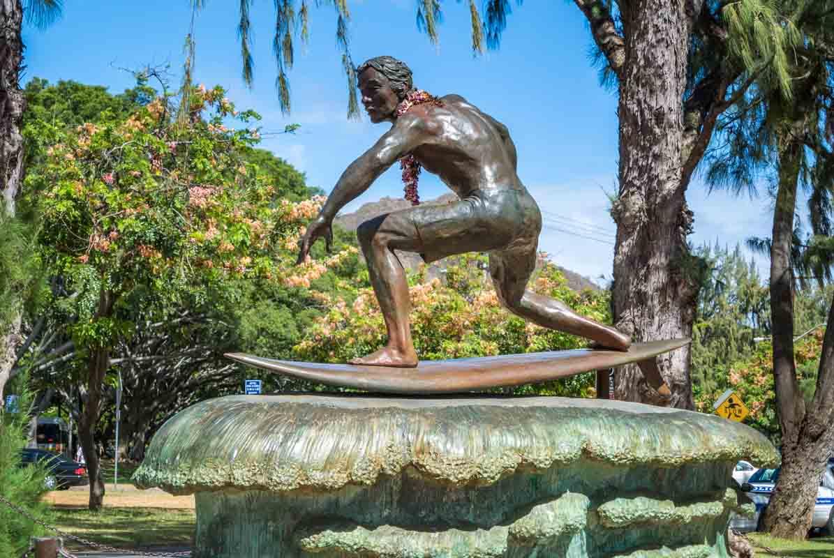 Honolulu er et overrendt Paradis - Oahu, Hawaii