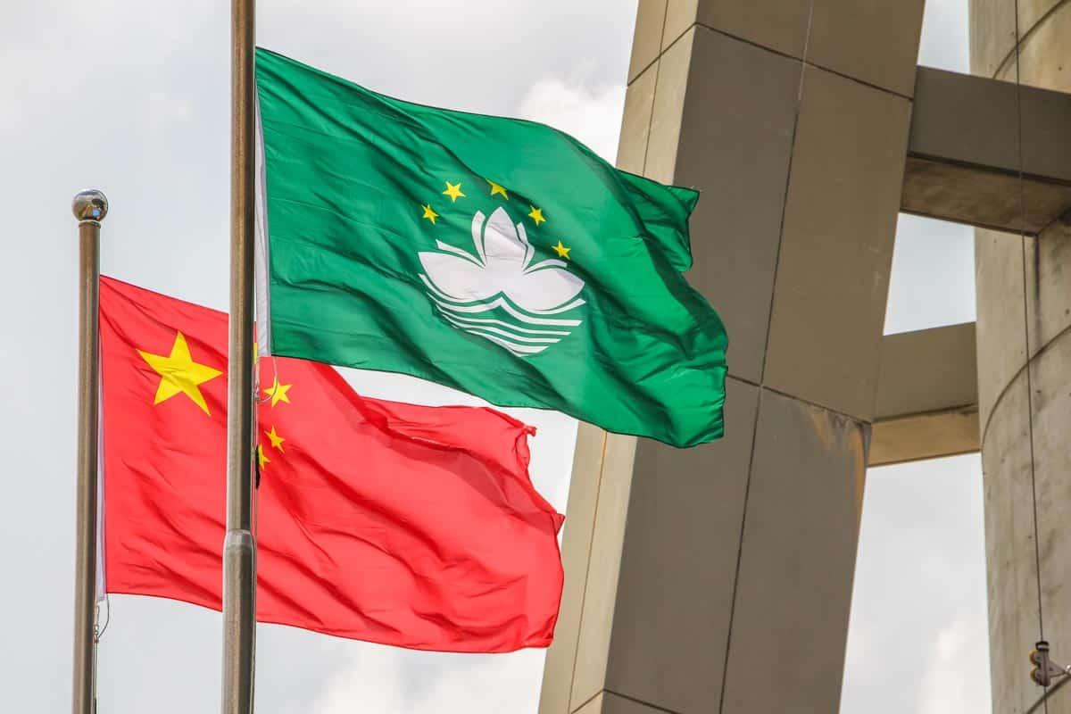 Macau Tower et unikt TV-Tårn - Macau
