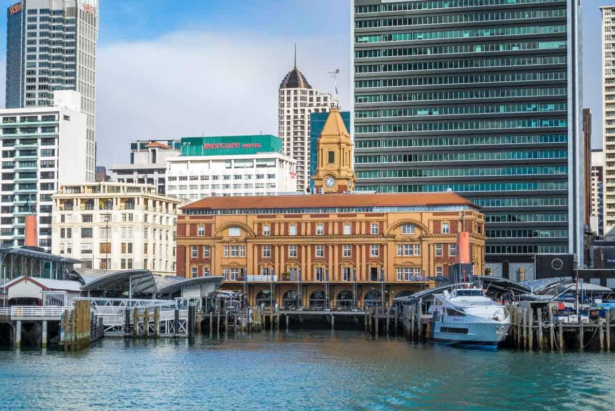 Oplevelser i Auckland - New Zealand