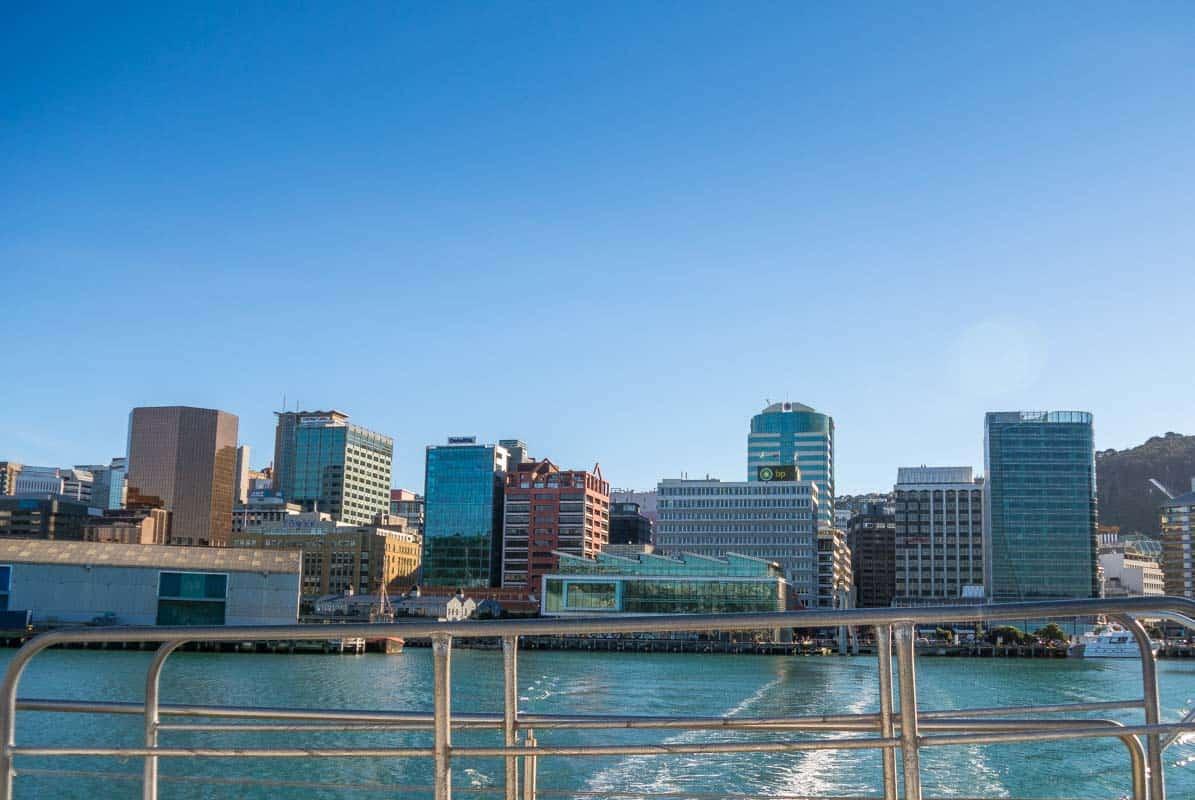 Oplevelser i Wellington - New Zealand