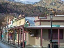 Queenstown‏ og Arrowtown - New Zealand