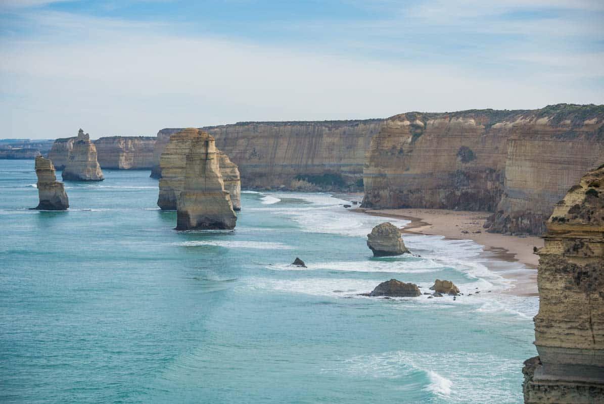 Rejsetanker om Australien