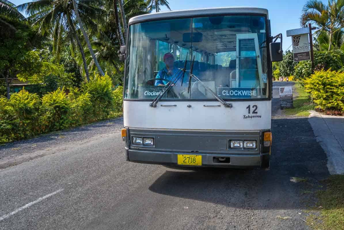 Rejsetanker om Cook Islands