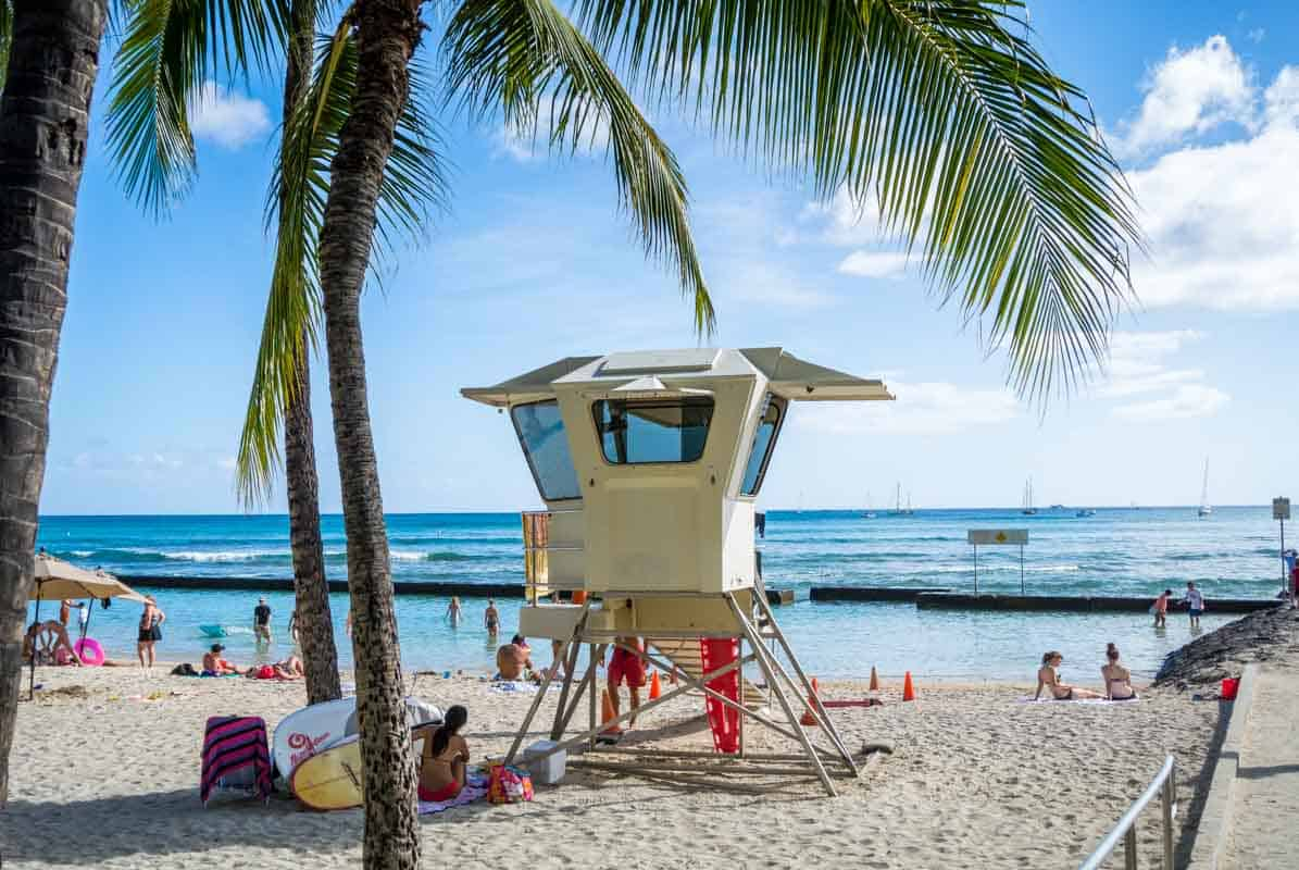 Rejsetanker om Hawaii