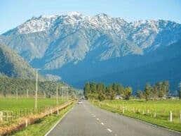 Road Trip - Franz Josef Glacier til Queenstown, New Zealand