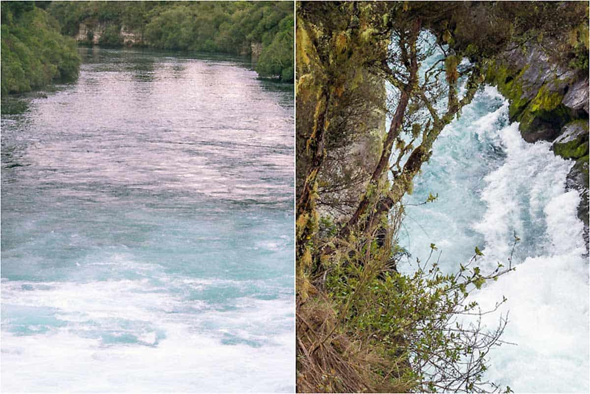 Road Trip - Napier via Huka Falls til Rotorua - New Zealand