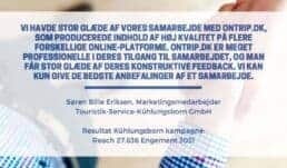 Samarbejde Kuhlungsborn citat