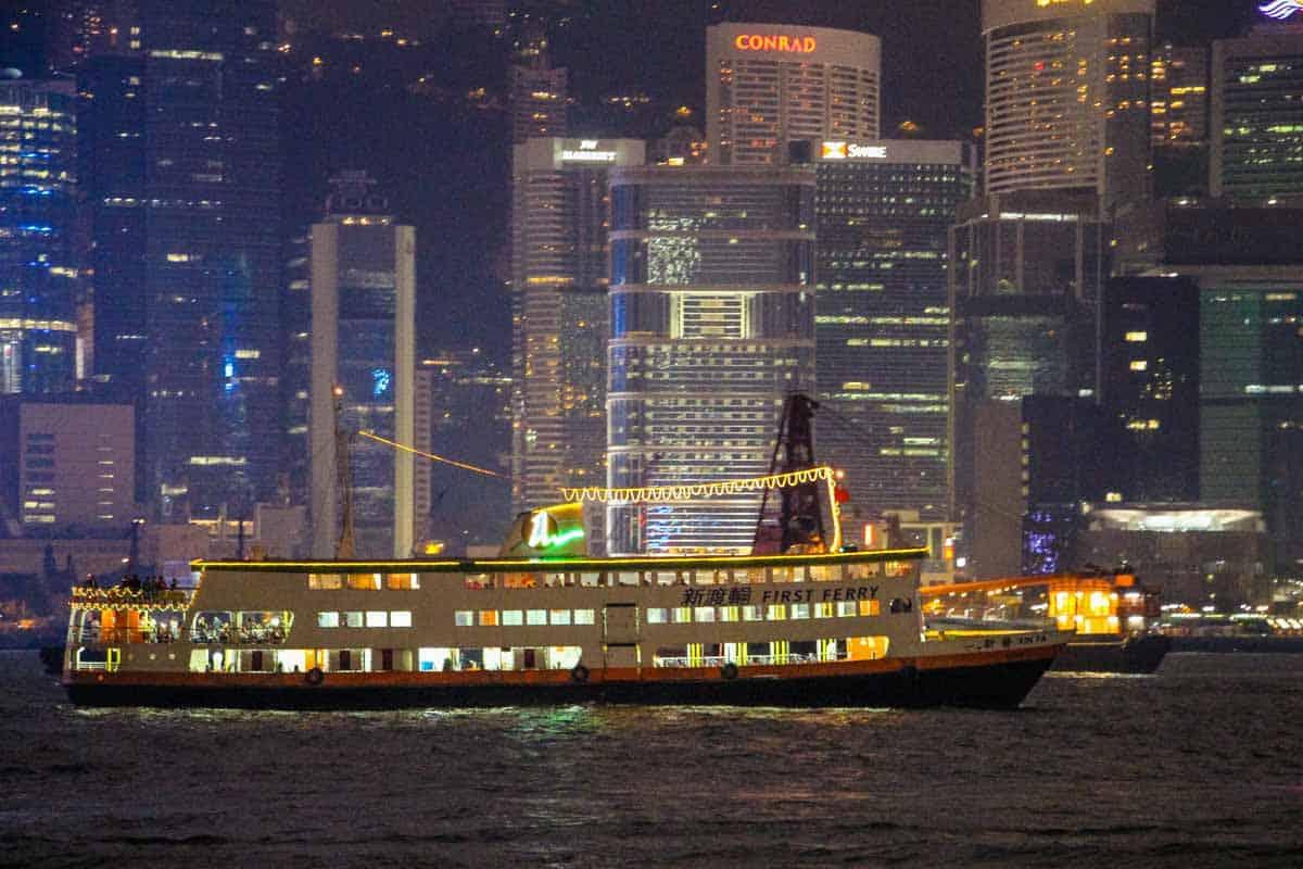 Tips til to billige transport oplevelser i Hong Kong