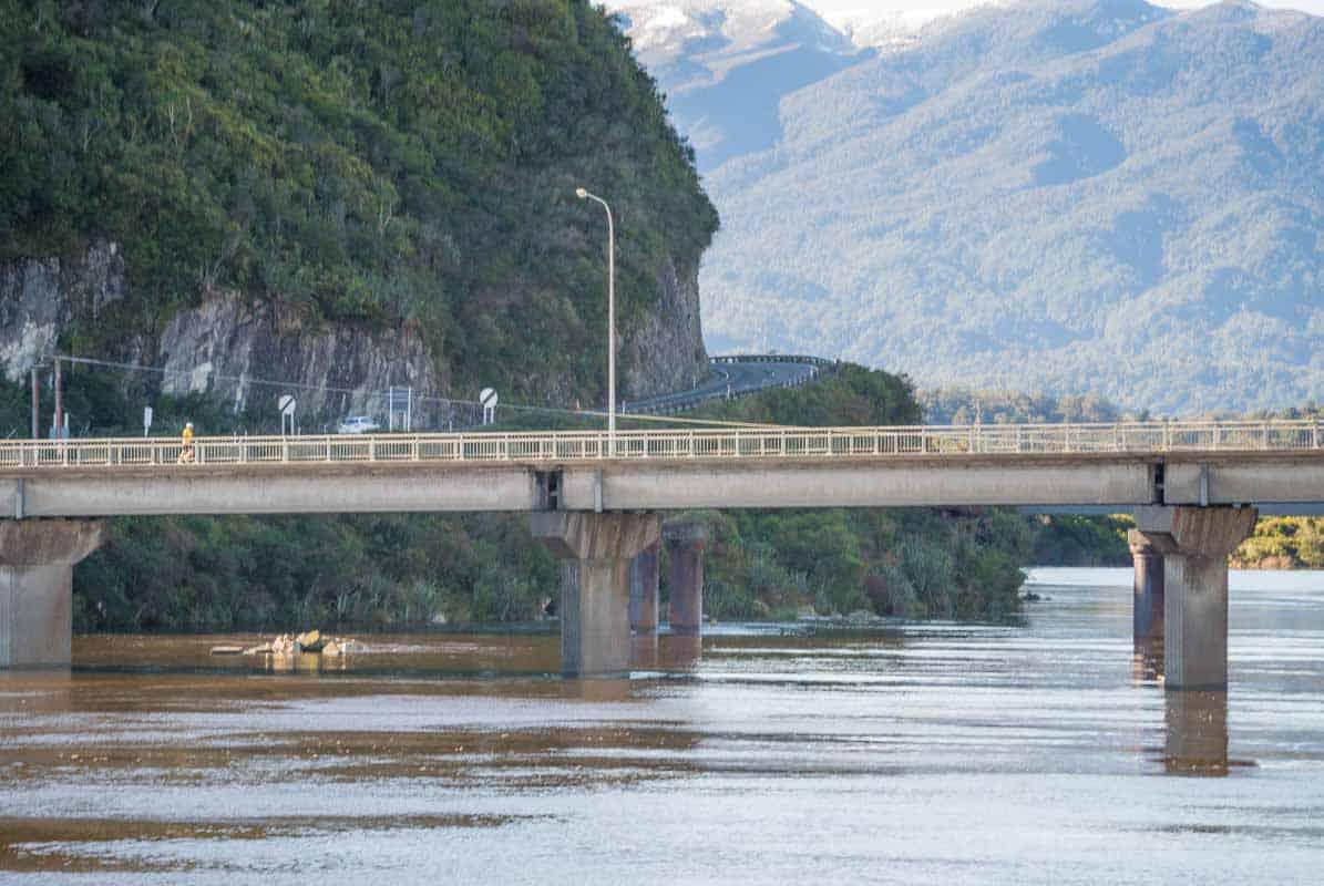 TranzAlpine togrejse en af verdens smukkeste - Christchurch til Greymouth, New Zealand