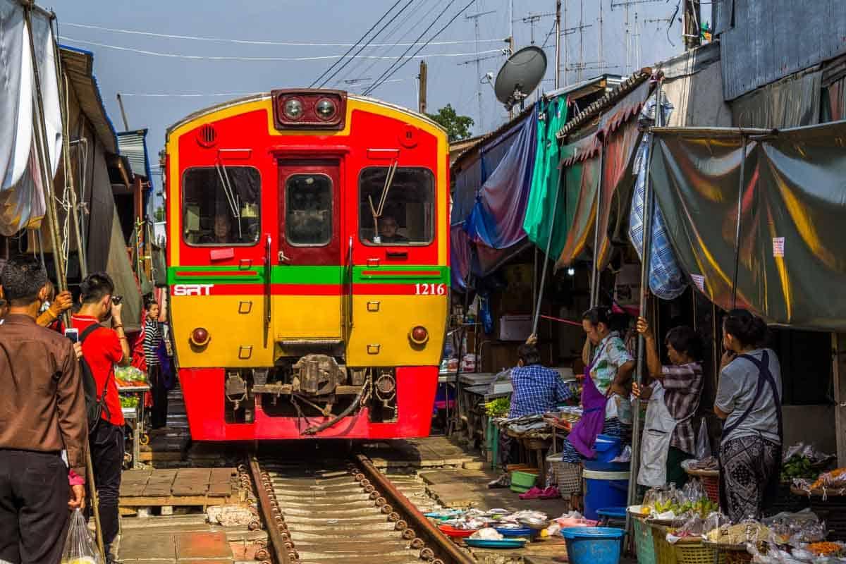 12 Postkort fra Thailand