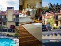 Anmeldelse af Abrego hotel - Monterey, USA