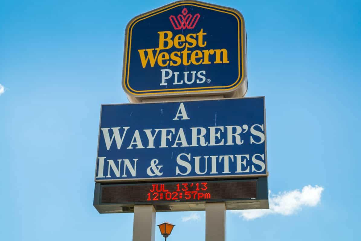 Anmeldelse af Best Western Plus A Wayfarer's Inn & Suites - Kingman, USA