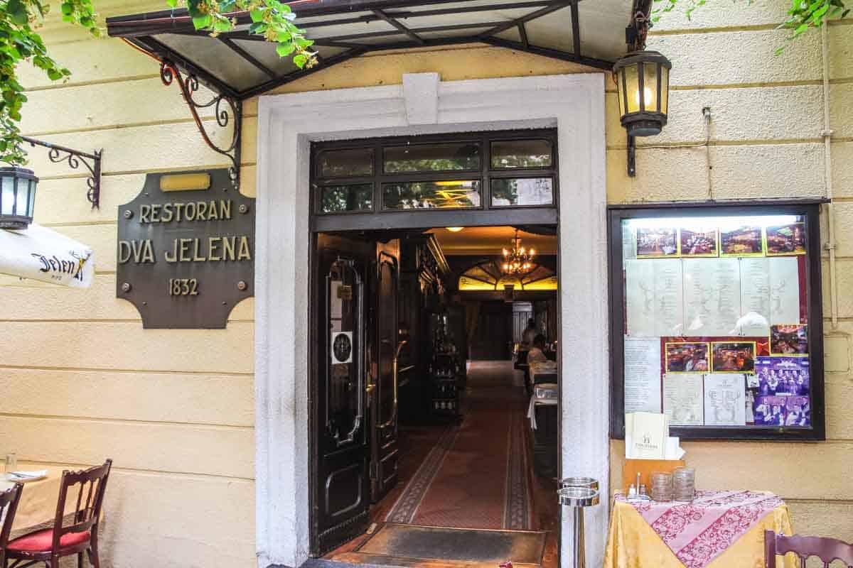 Anmeldelse af Dva Jelena – Beograd, Serbien