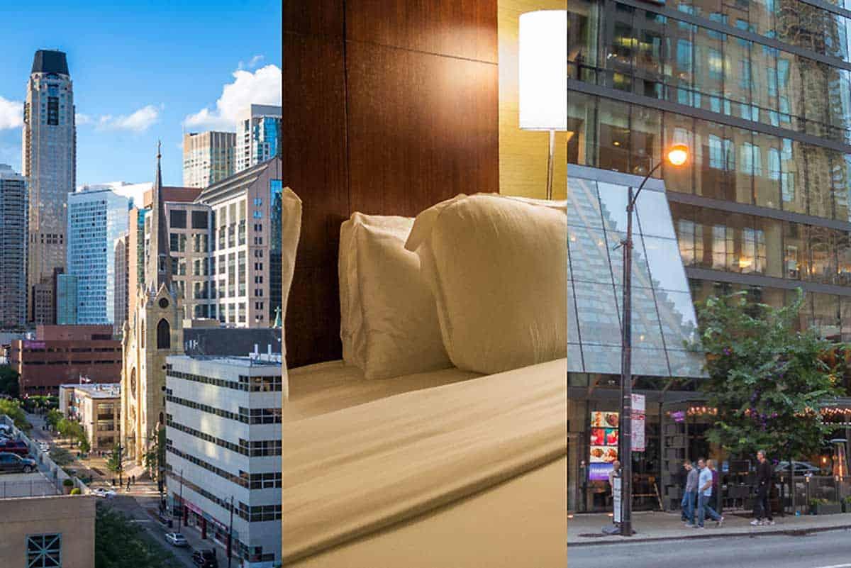 Anmeldelse af Eurostars Magnificent Mile - Chicago, USA