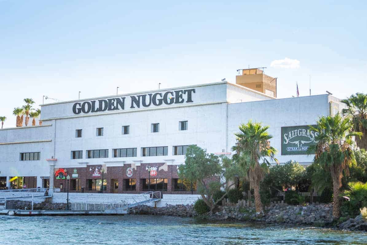 Anmeldelse af Golden Nugget - Laughlin, USA