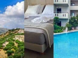Anmeldelse af Parasol Luxury Hotel & Suites - Karpathos, Grækenland