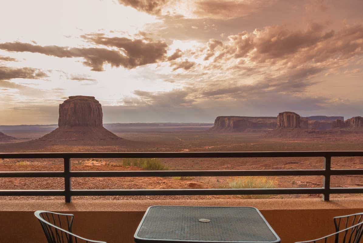 Anmeldelse af The View Hotel - Monument Valley, USA