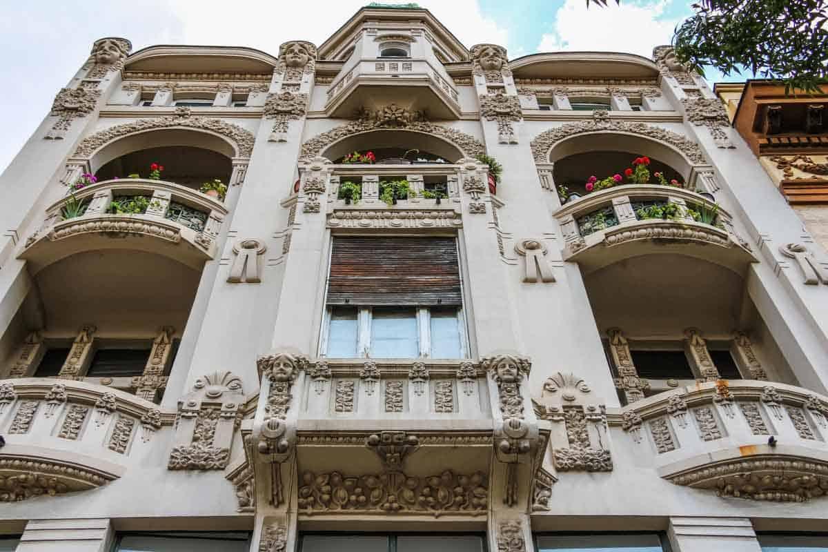 Beograds smukke bygninger og kvarterer – Serbien