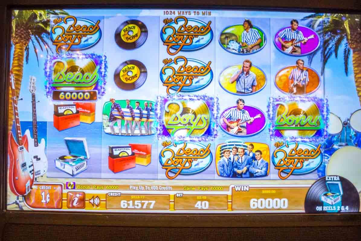 Laughlin spille og shoppeby - Nevada, USA