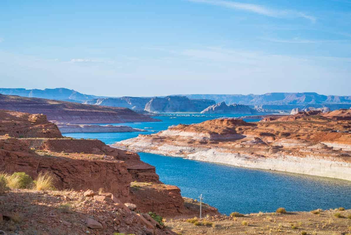 Road Trip Las Vegas til Page, USA