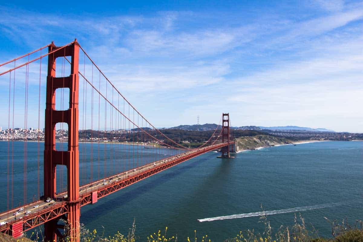 San Francisco - Californien, USA
