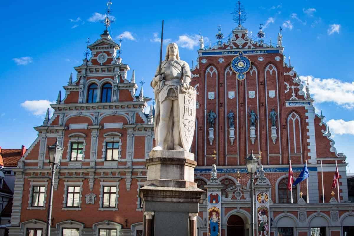 Storbyguide Riga - Letland