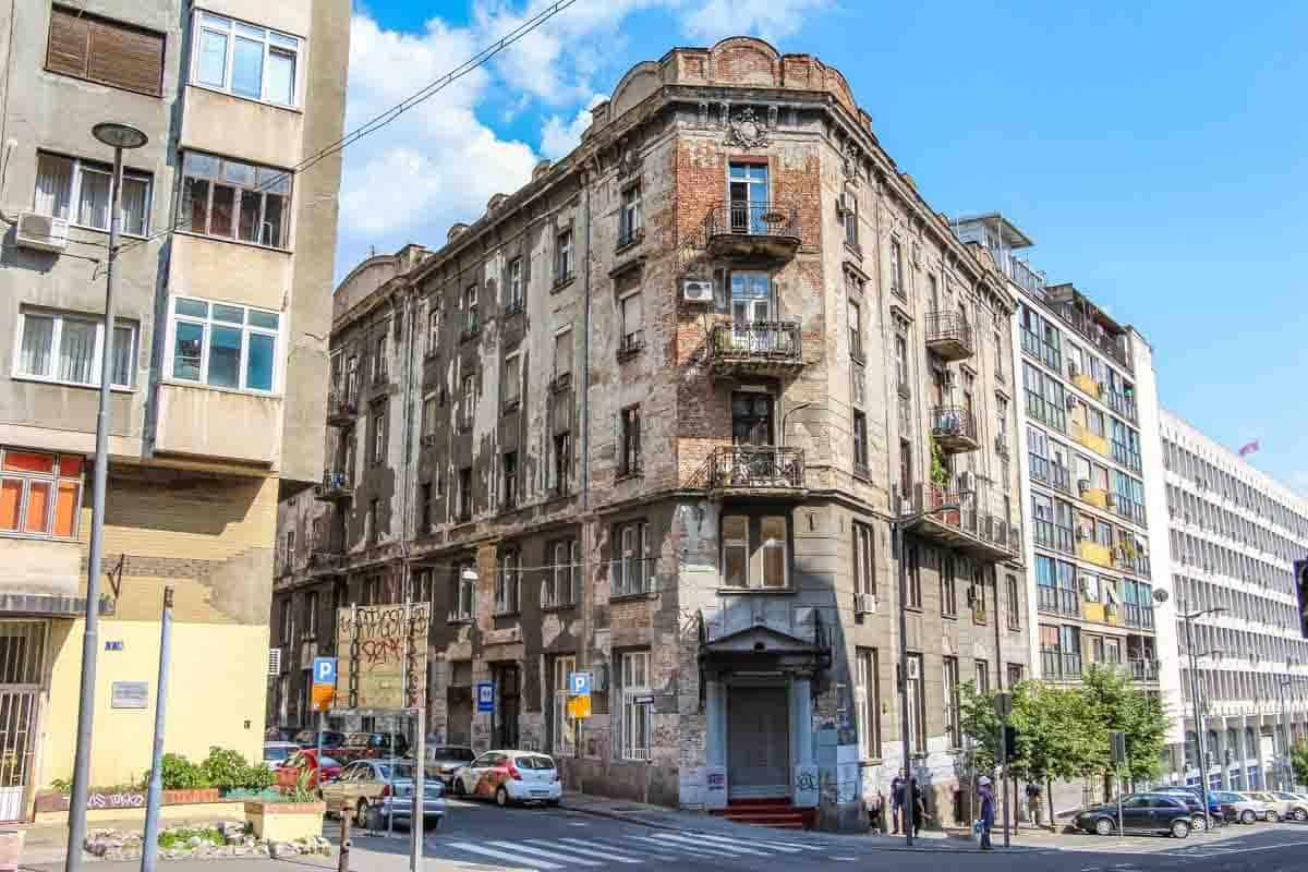 Tip til veksling af penge i Serbien