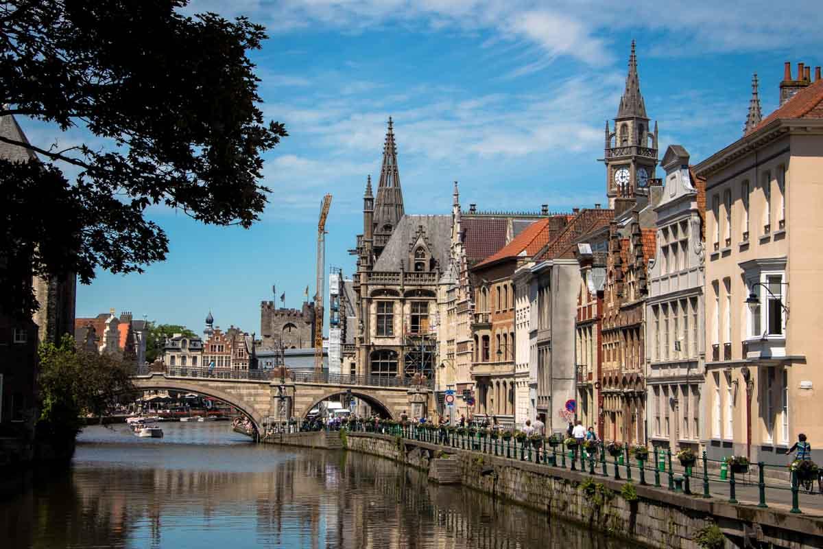 Turen går til Flandern – Belgien