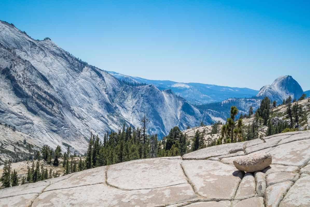 Yosemite National Park er mangfoldig natur - Californien, USA‏