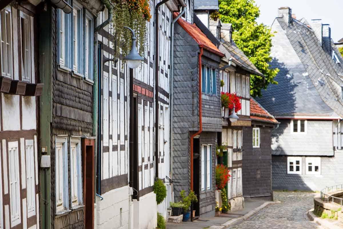 12 Postkort fra Harzen – Tyskland