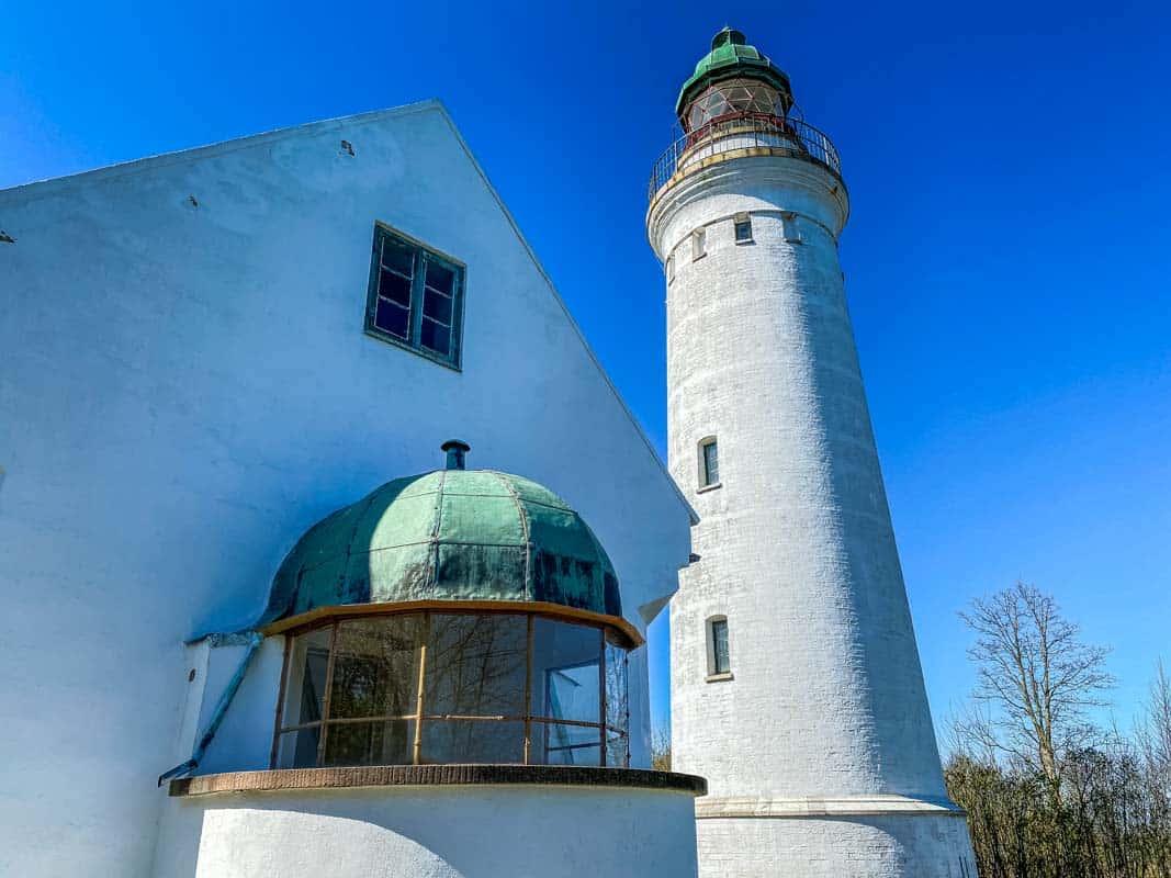 5 fascinerende fyrtårne på Sjælland – Danmark