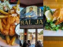 Anmeldelse af Federal Jack's Restaurant & Brew Pub – Kennebunk, USA