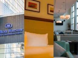 Anmeldelse af Hilton Warsaw Hotel and Convention Centre – Warszawa, Polen