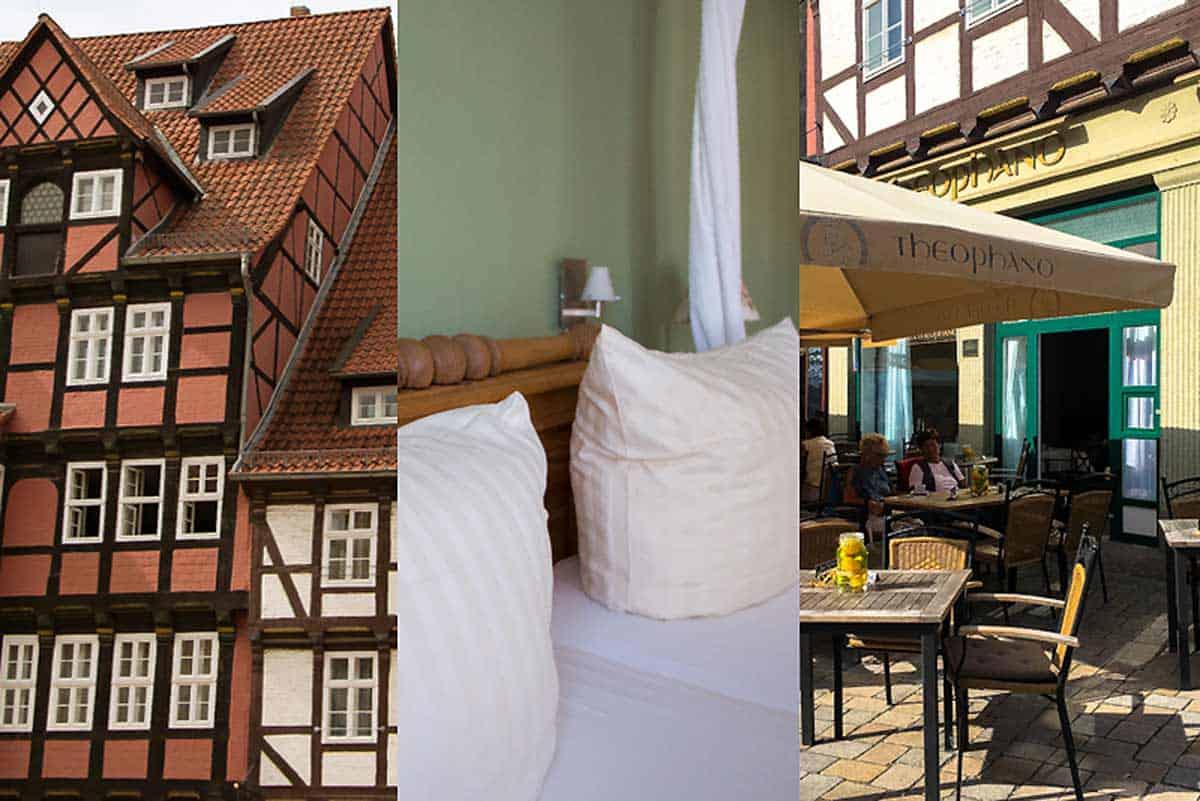 Anmeldelse af Hotel Theophano – Quedlinburg, Tyskland