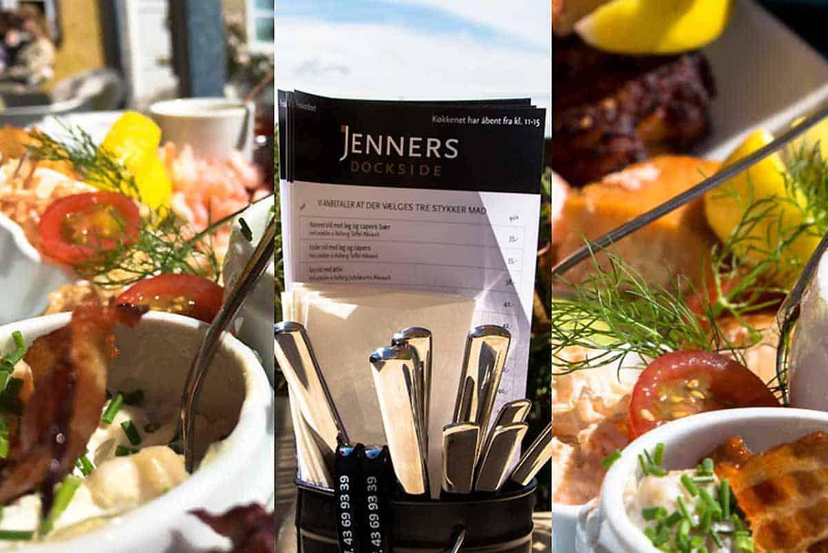 Anmeldelse af Jenners Dockside – Køge, Danmark