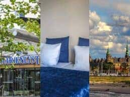 Anmeldelse af Marienlyst Strandhotel - Helsingør, Danmark