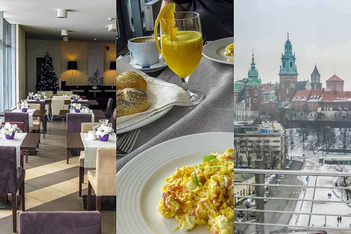 Anmeldelse af Restauracja Cafe Oranzeria - Krakow, Polen