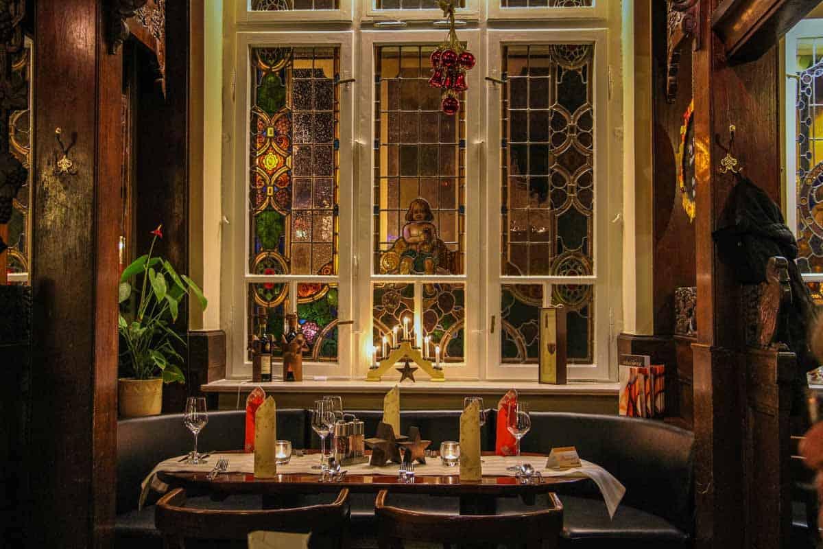 Anmeldelse af Restaurant & Cafe Schwedenwache – Wismar, Tyskland