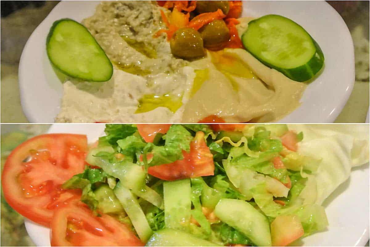 Anmeldelse af Restaurant Syrian Palace - Aqaba, Jordan