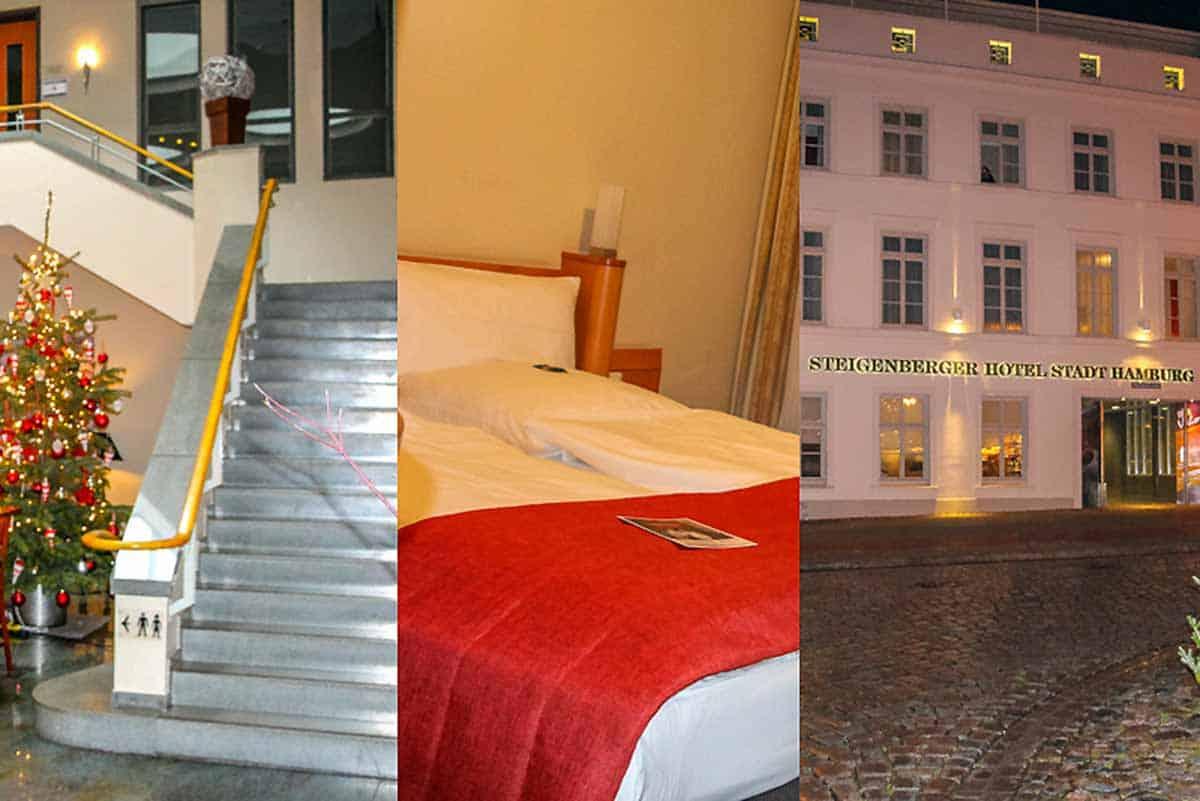 Anmeldelse af Steigenberger Hotel Stadt Hamburg – Wismar, Tyskland