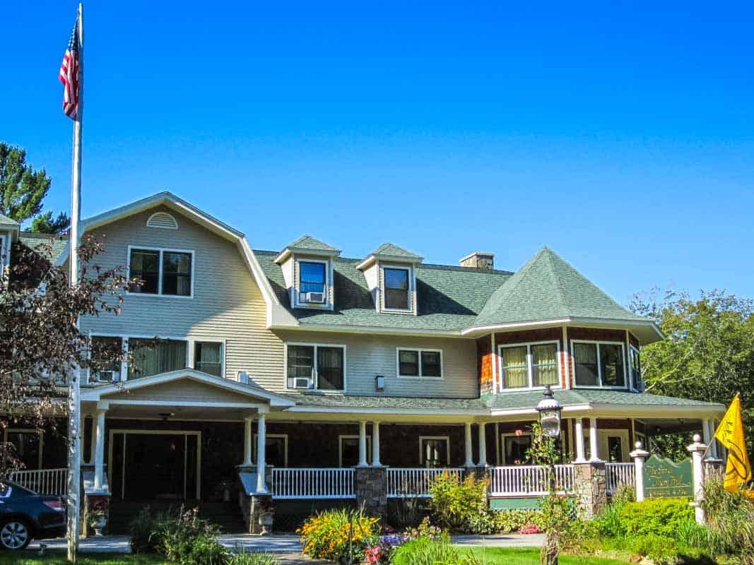 Anmeldelse af The Inn at Thorn Hill & Spa – Jackson, USA