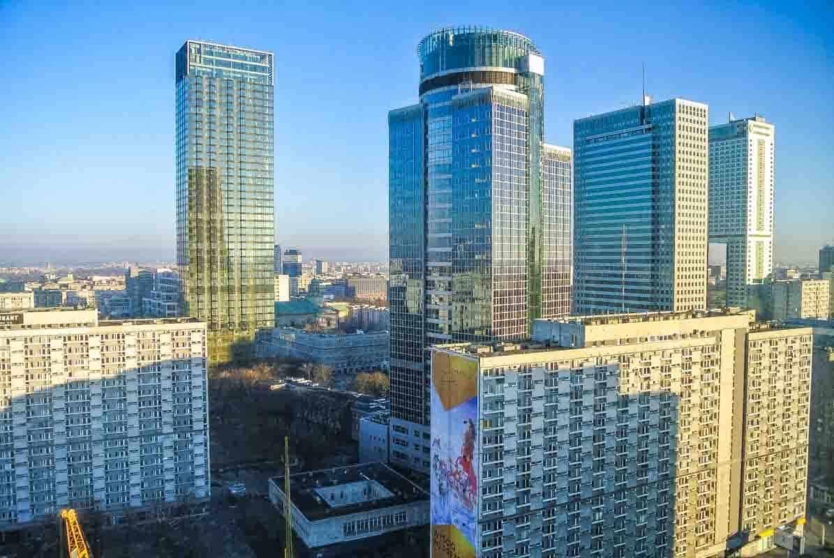 Anmeldelse af The Westin Warsaw - Warszawa, Polen