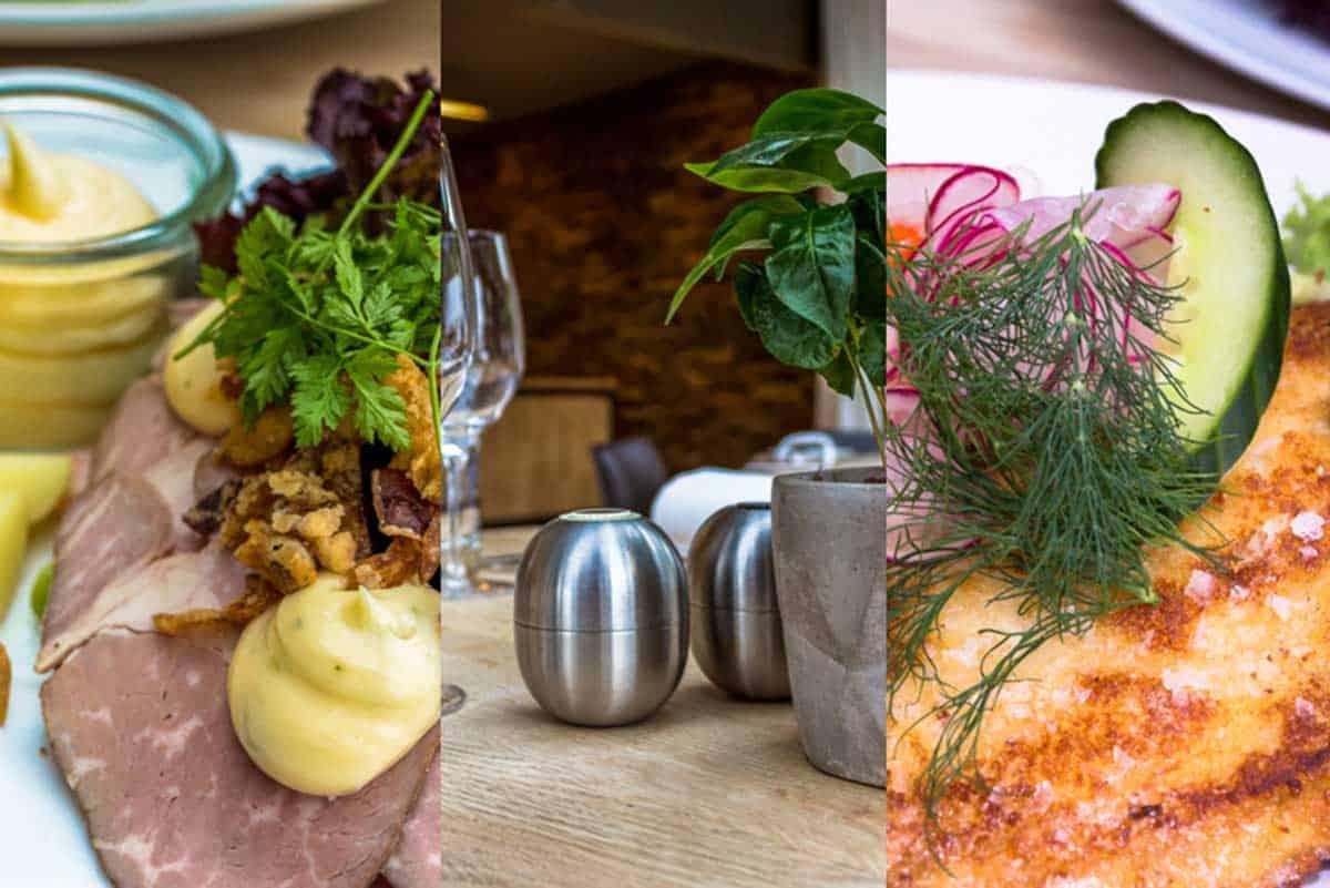 Anmeldelse af frokost Comwell Kongebrogaarden – Middelfart, Danmark
