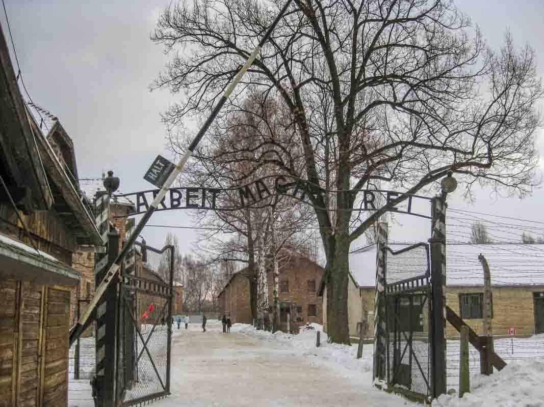 Auschwitz og Birkenau Koncentrationslejrene - Polen