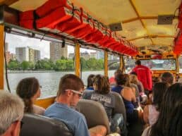 Boston Duck Tours var en sjov oplevelse - Boston, USA