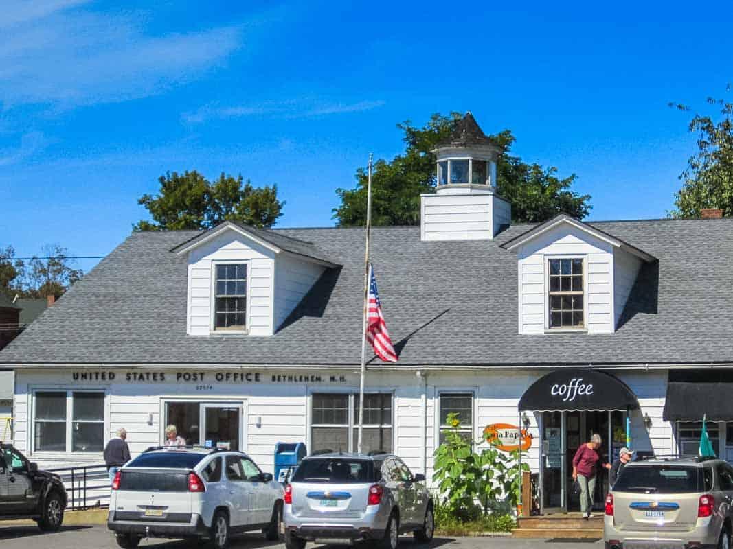 Jackson - New Hampshire og Maple Grove Farms - Vermont, USA