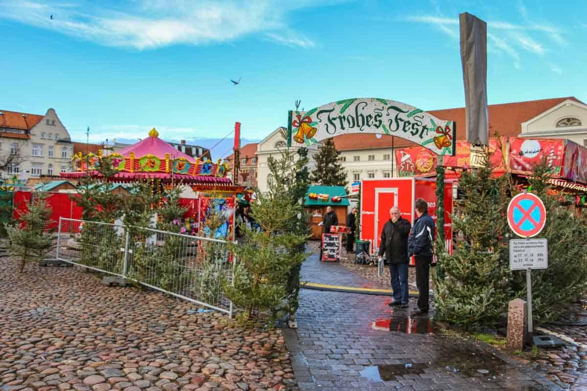Julemarkeder i Wismar, Lübeck og Rostock - Tyskland