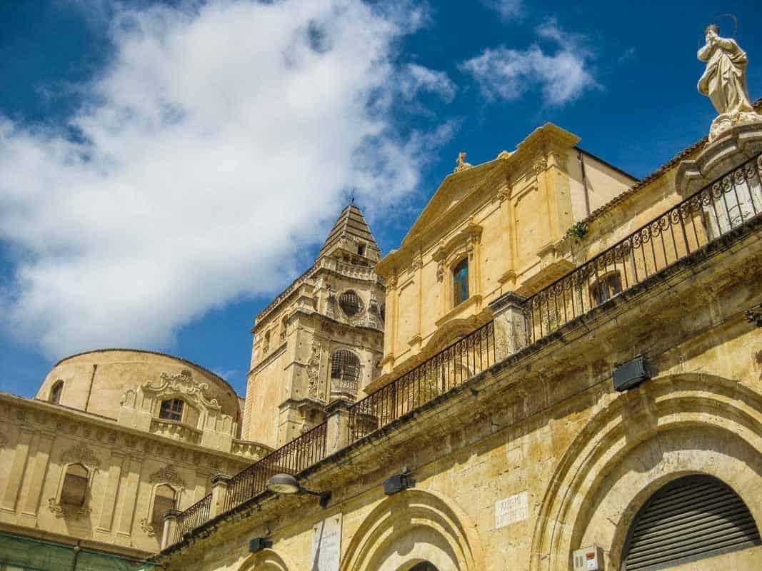 Noto barokkens perle – Sicilien, Italien