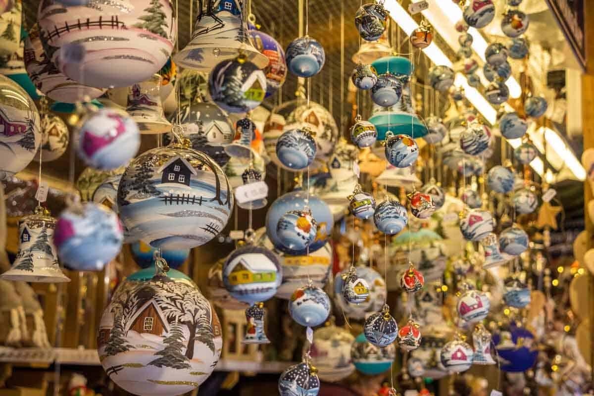 Rejseforslag – Julemarkeder i Sydtyskland